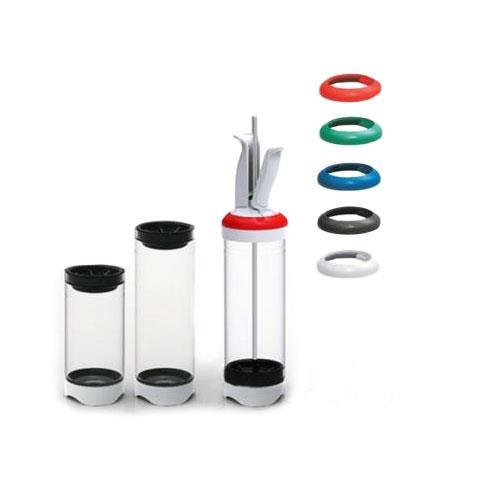 Commercial 24 oz FIFO Dispenser Kit for Restaurant Chef
