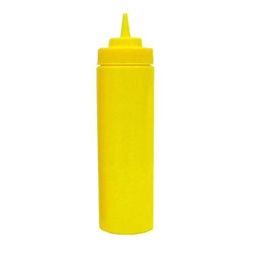8 oz Yellow Squeeze Bottle at Discount Sku PSB-08Y WINPSB08Y