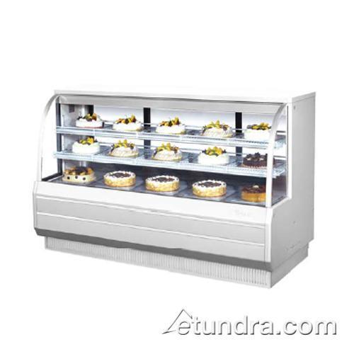 72 Dual Zone Bakery Case Minti