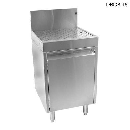 Glastender Dbcb 42 42 X 24 Underbar Drainboard Cabinet Etundra