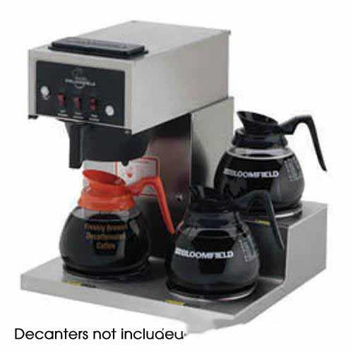 Bloomfield Coffee Maker Parts Manual : Bloomfield - 8571-D3 - Koffee King Pour-Over Coffee Brewer eTundra