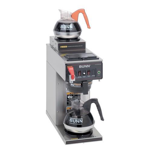 Bunn - CWTF15-2 - Automatic Coffee Brewer w/ 2 Warmers eTundra