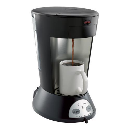 Single Cup Coffee Maker Bunn : Bunn MCA Automatic Single Cup Pod Coffee Brewer 072504070650 eBay