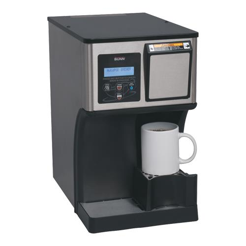 Bunn - My Cafe AP - Automatic AP Single Cup Pod Coffee Brewe eTundra