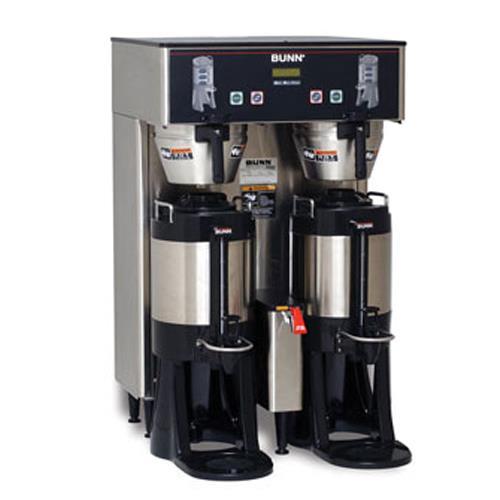 Bunn Coffee Maker Model Dual Tf Dbc : Bunn - TF-DUAL-DBC-0002 - BrewWISE Dual ThermoFresh DBC Coff eTundra