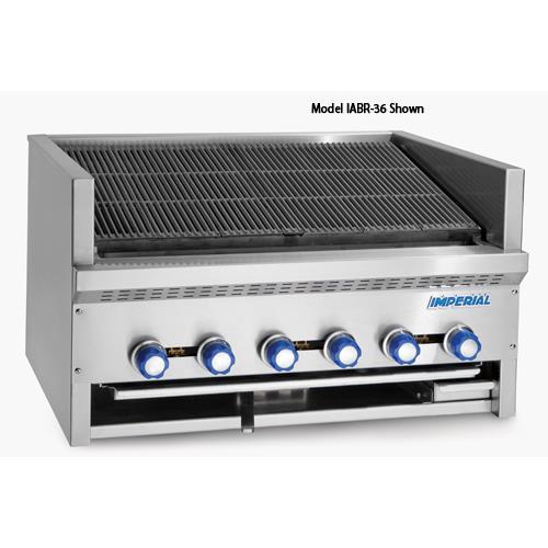 Countertop Broiler : ... IABR-60 - 60 in Radiant Countertop Steakhouse Broiler Product Image