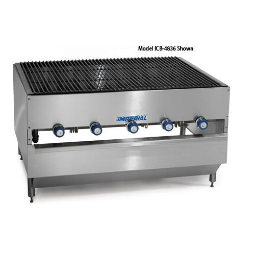 Countertop Broiler : Equipment Countertop Cooking Char Broilers
