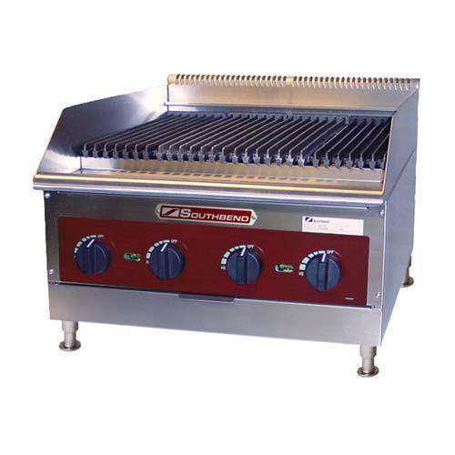 Countertop Broiler : ... -36 - Counterline 36 in Radiant Countertop Charbroiler Product Image