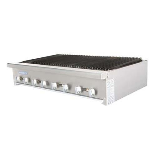 ... TARB-48 - Radinace 48 in Radiance Countertop Charbroiler Product Image