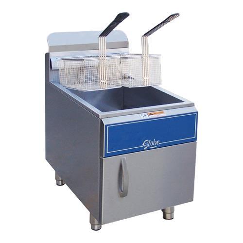 30 lb. Gas Countertop Fryer at Discount Sku GF30G GLOGF30G