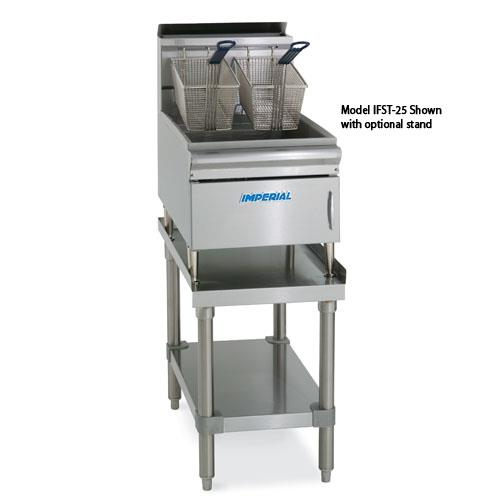 25 Lb Countertop Gas Fryer
