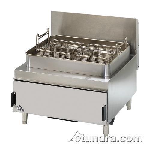 Star-Max 30 lb Gas Fryer at Discount Sku 630FF STA630FF