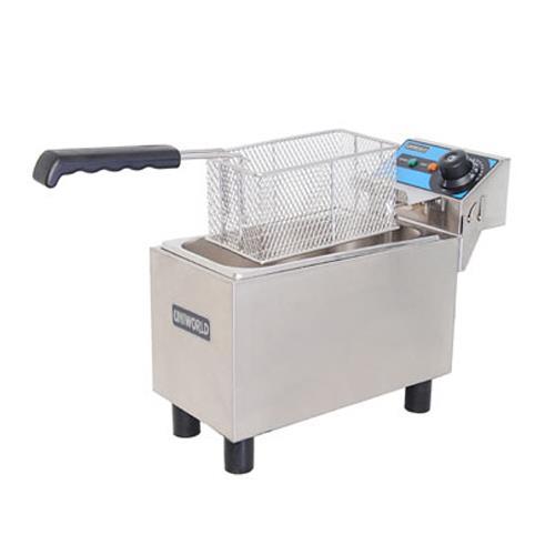 ... Uniworld - UEF-061L - Economy 6L Single Countertop Fryer Product Image