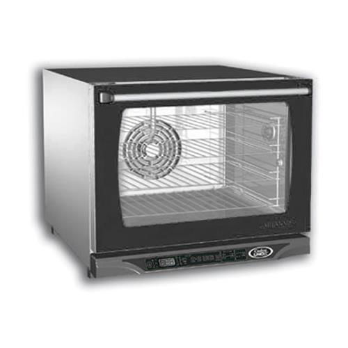 Cadco - XAF-135 - Line Chef Digital Half Size Convection Oven - 208/240V