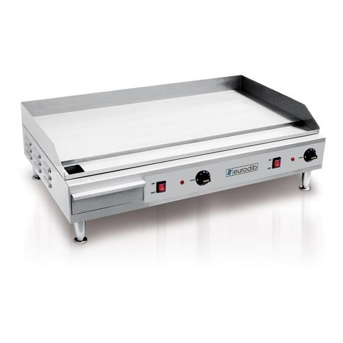 Flat Cooking Griddle ~ Eurodib sp quot electric griddle etundra