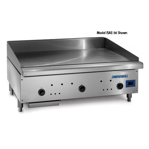 "36"" Snap Action Gas Griddle at Discount Sku ISAE-36 IMPISAE36"