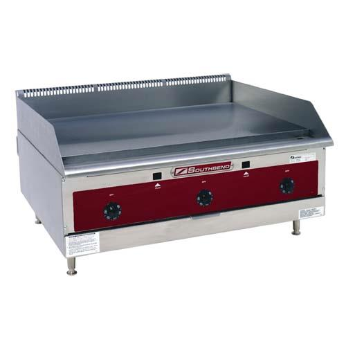 Commercial Griddles For Restaurants ~ Southbend hdg counterline in countertop gas