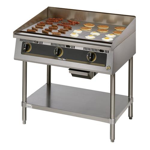 Star Commercial Griddles For Restaurants ~ Star manufacturing ma ultra max in manual gas