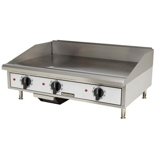 Electric Cooktop With Griddle ~ Toastmaster tmge in countertop electric griddle
