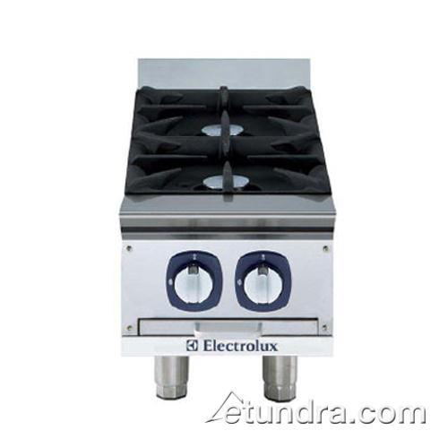 Electrolux-Dito - 169034 - 2 Burner Table Top Gas Range w/Open Burner Flame Failure Safety at Sears.com