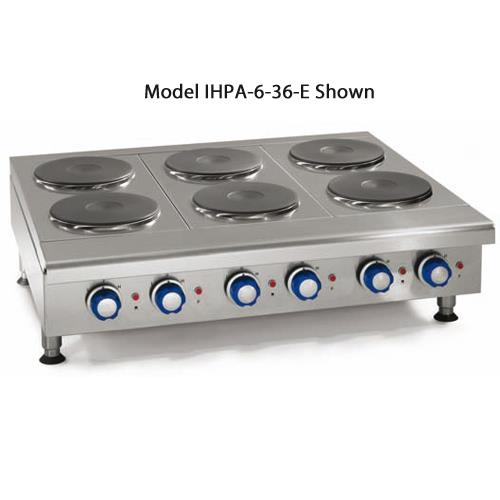 Electric Cooking Plate ~ Imperial ihpa e quot electric hot plate w