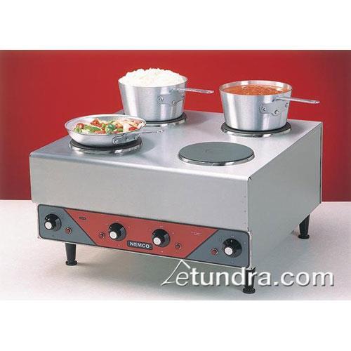 Countertop Burner Philippines : ... - Nemco - 6311-2-240 - 240V Four Burner Hot Plate Product Image