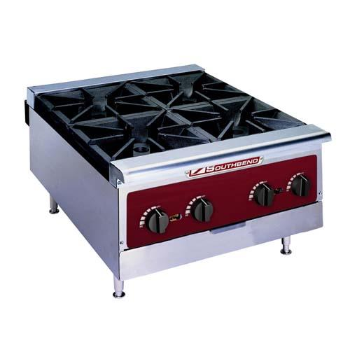 Countertop Gas Range : ... - Southbend - HDO-24 - 24 in Countertop Gas Range Product Image