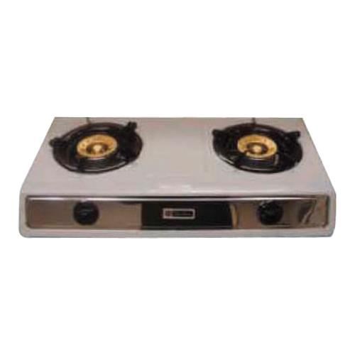 Countertop Stove Prices : THGSLST002 - Thunder Group - SLST002 - Double Stove Product Image