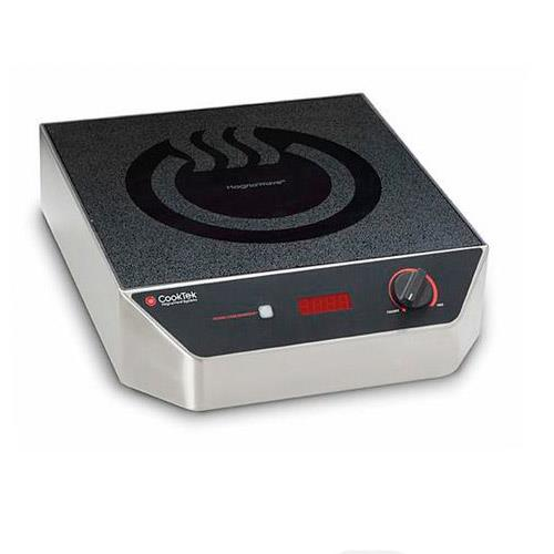Countertop Glass Single Burner Induction Range