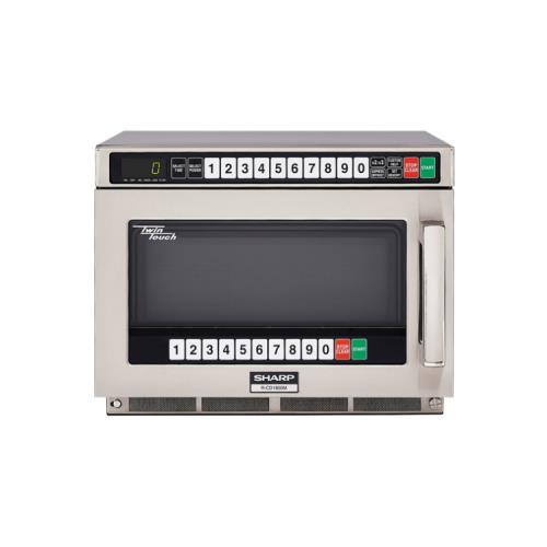 Sharp R Cd1800m Twintouch 1800 Watt Commercial