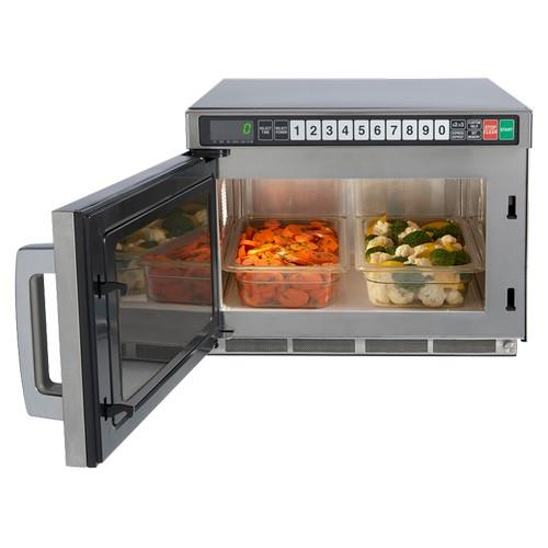 Which Utensils Can Be Used In Microwave Oven: TwinTouch™ 2200 Watt Commercial