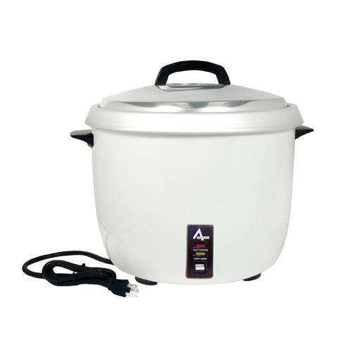 Commercial Electric Rice Cooker ~ Adcraft rc  cup electric commercial rice cooker