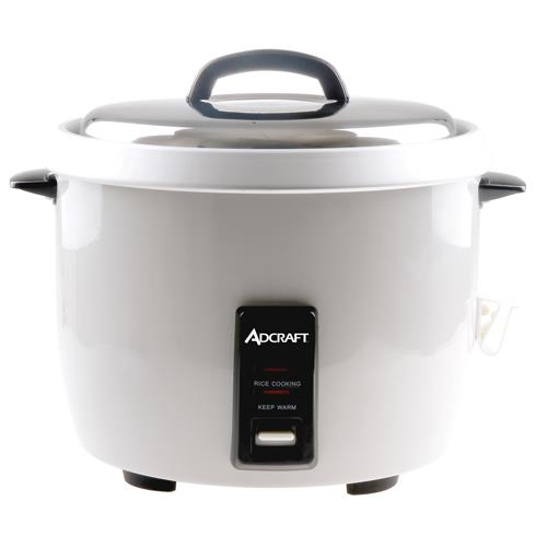 Commercial Electric Rice Cooker ~ Adcraft rc e cup electric commercial rice cooker