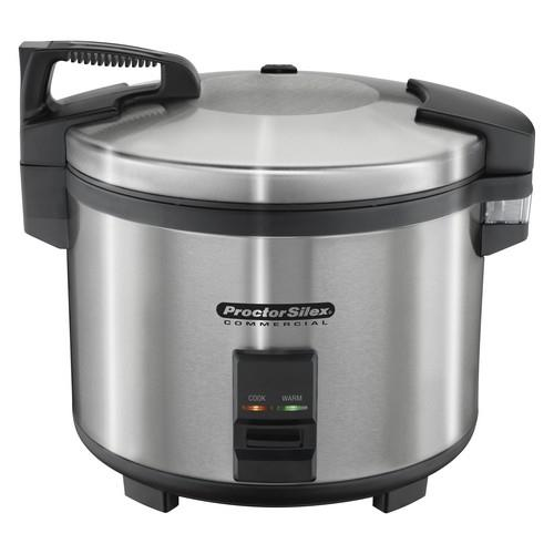 Electric Rice Cooker ~ Proctor silex r cup electric rice cooker