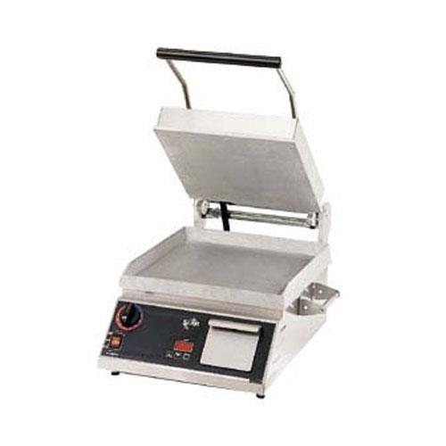 Star gr14t pro max countertop sandwich grill w for Equipement resto pro