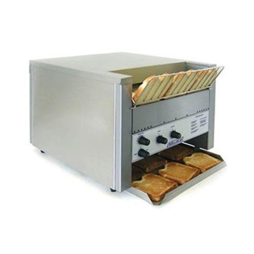High Volume Toaster ~ Belleco jt bh in high volume countertop conveyor