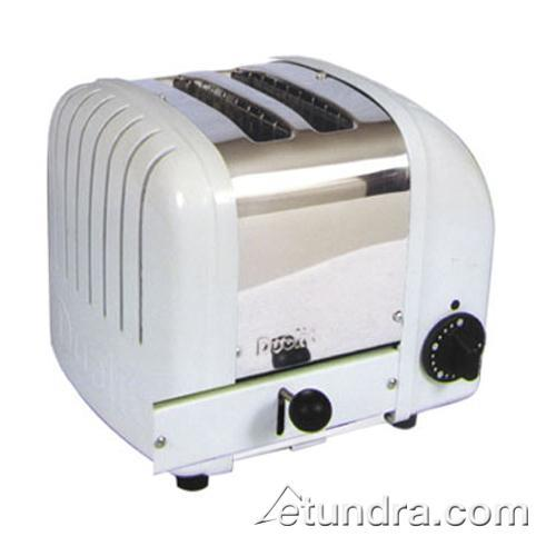 2 Slot Heavy Duty Toaster Stainless Steel/White at Discount Sku CTW-2 CDOCTW2