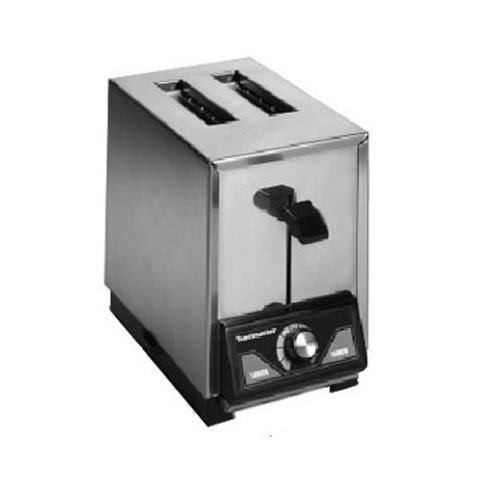 208/240V 2 Slot Commercial Pop-Up Toaster at Discount Sku TP224 TOATP224