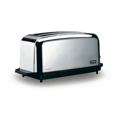 Pop Up Toaster With Oven ~ Waring wct slot light duty pop up toaster etundra