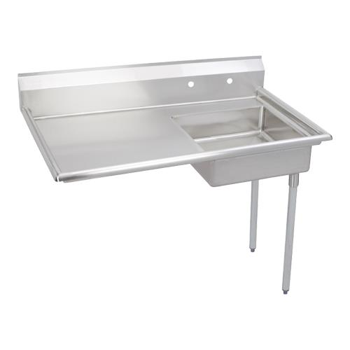 30 x 60 in Right Tub Undercounter Dishtable -  Elkay, UDT-60-RX