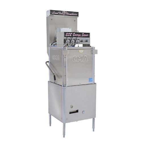 Commercial Dishwasher Restaurant Equipment ~ Cma dishmachines est vl low temperature dishwasher