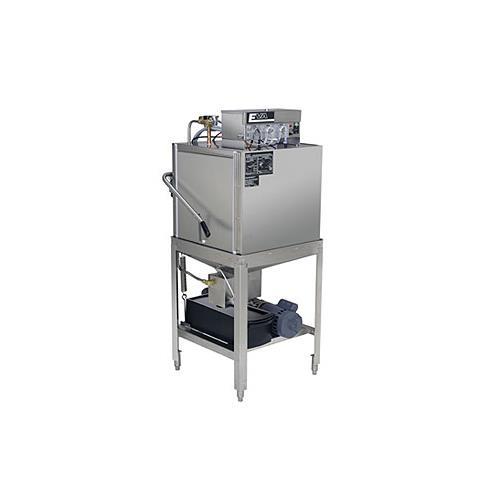 Low Temp 40 Racks Per Hour Door Type Straight Dishwasher