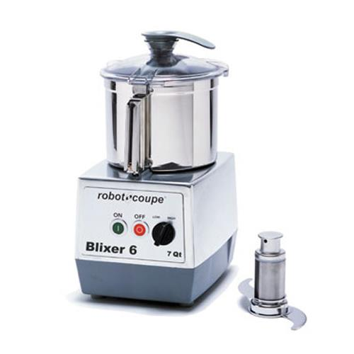 Robot Coupe - BLIXER6 - 2 Speed Blixer with 7 Qt Bowl