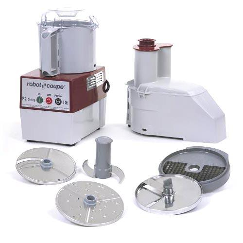 Robot Coupe R2 Dice Commercial Food Processor