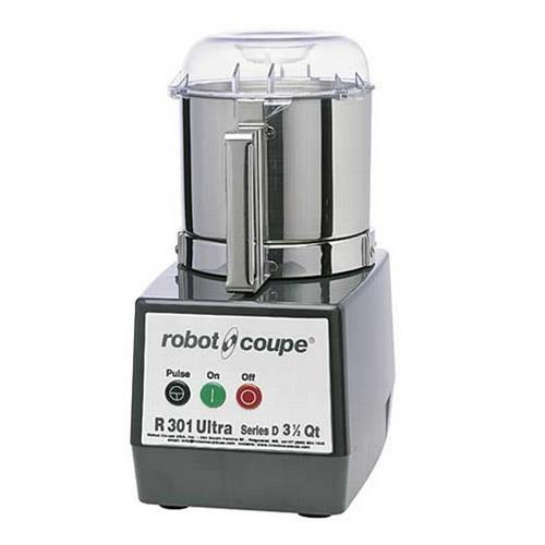 Robot Coupe R Ultra B Food Processor With  Qt