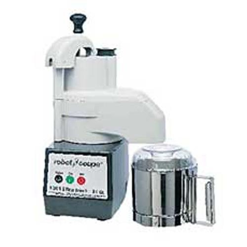 Commercial Food Processor w/ 3.5 Qt Bowl & Continuous Feed at Discount Sku R301ULTRA ROBR301ULTRA