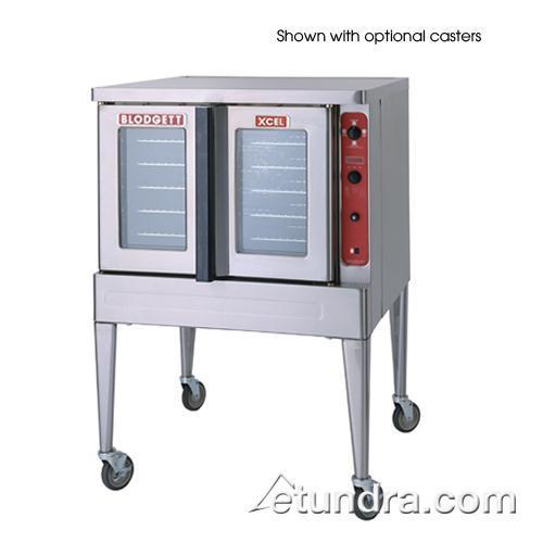 Gas Single Deck Standard Depth Convection Oven at Discount Sku DFG-100 Xcel Single BLODFG100XCELSGL