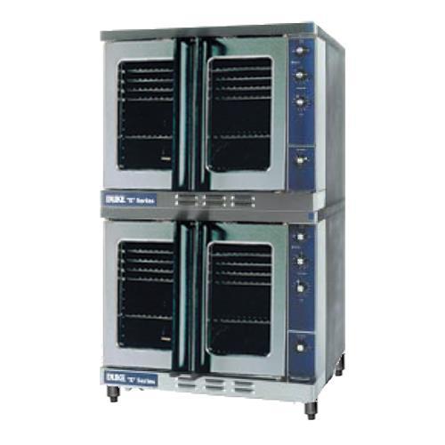 Duke E102 Series Double Stack Convection Oven w/Casters at Discount Sku E102E DUKE102EFC04