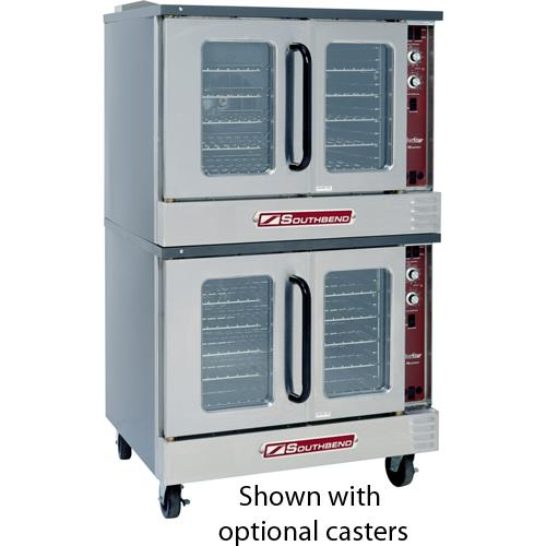 Silver Star Double Bakery Depth Gas Convection Oven at Discount Sku SLGB/22SC SOUSLGB22SC