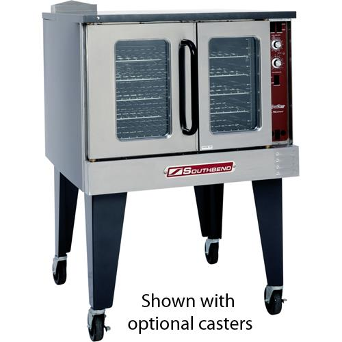Silver Star Single Gas Convection Oven w/ Cook & Hold Control at Discount Sku SLGS/12CCH SOUSLGS12CCH